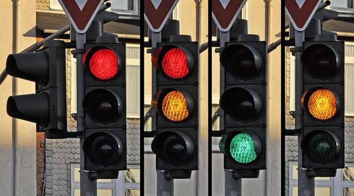 10 декември 1868 г. – Заработва първият в света уличен светофар ...